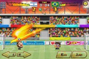 Brazil VS Israel 2