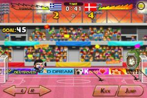 Greece VS Denmark 3