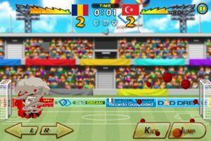 Romania VS Turkey 5