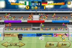 Nigeria VS Germany 4