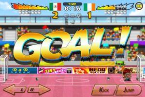 Mexico VS Ireland 1