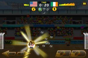 United States VS Ireland 4