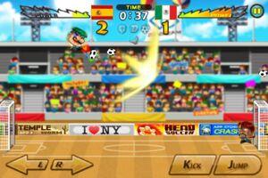 Spain VS Mexico 4