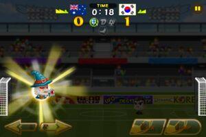 Australia VS South Korea 2