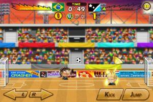Super Saiyan VS Brazil 1