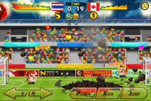 Thailand VS Canada 3