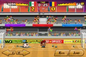 Mexico VS Romania 5