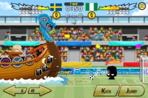 Sweden VS Nigeria 3
