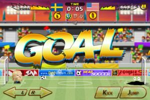 Sweden VS USA 6