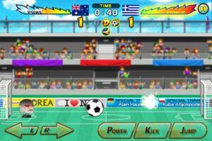 Australia VS Greece 1