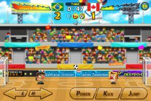 Brazil VS Canada 1