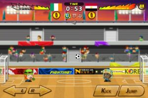 Ireland VS Egypt