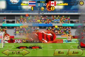 Thailand VS Canada 5