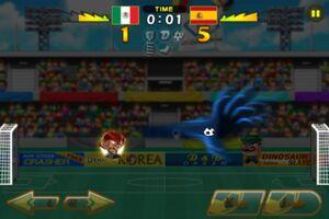 Mexico VS Spain 1