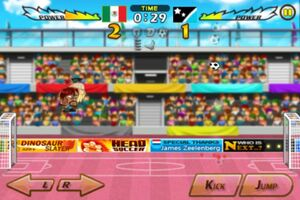 Mexico VS Super Saiyan