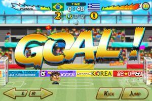Brazil VS Greece 1