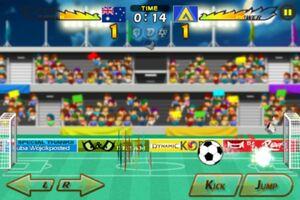 Australia VS Cyborg 2