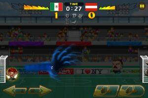Mexico VS Austria 1
