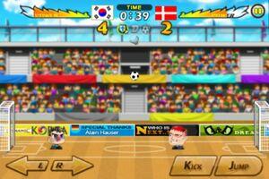 Denmark VS South Korea 1