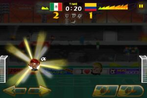 Mexico VS Colombia 0