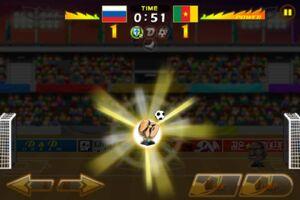 Russia VS Cameroon 1