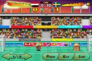 Egypt VS Sweden
