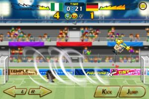 Nigeria Vs Germany 7