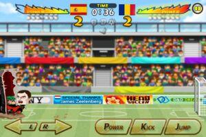 Spain VS Romania