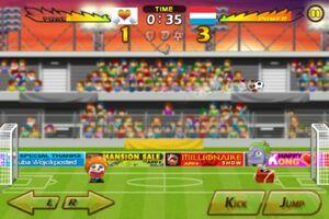 Valentine VS Luxembourg 1