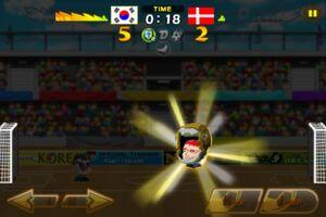 Denmark VS South Korea 4