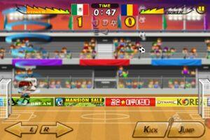 Mexico VS Romania 1