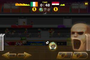 Ireland VS Egypt 0