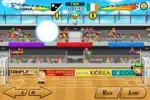 Super Saiyan VS Ireland 2