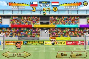 Chile VS Netherlands 2