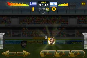 Greece VS Israel 5