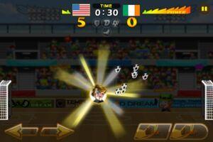 United States VS Ireland 3