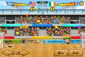 United States VS Ireland 5