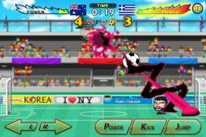 Australia VS Greece 9
