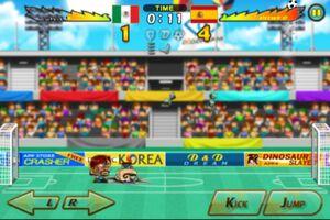 Mexico VS Spain 0