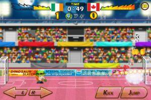 Ireland VS Canada 9