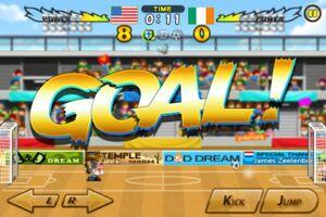 United States VS Ireland 8