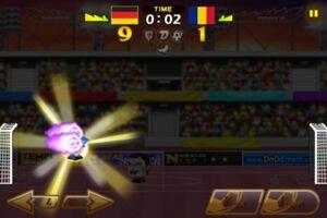 Germany VS Romania 6