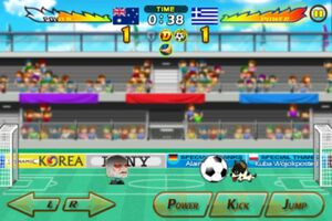 Australia VS Greece 13