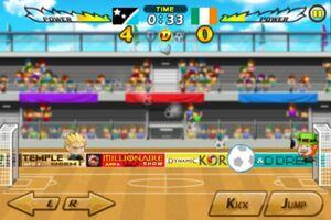 Super Saiyan VS Ireland 4