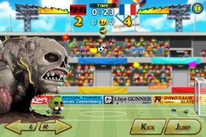 France VS Z 3