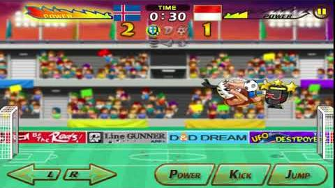 Iceland (Counter Attack)