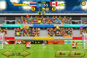 Thailand VS Canada 8