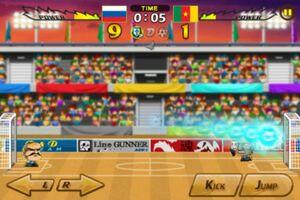 Russia VS Cameroon 3
