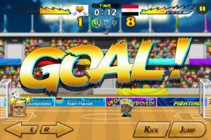 Valentine VS Egypt 2