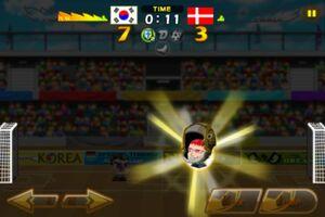 Denmark VS South Korea 5